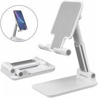Folding Desktop Phone & Tab Stand